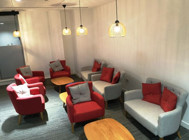 Whitehall Ground Floor Casual Business Lounge, London